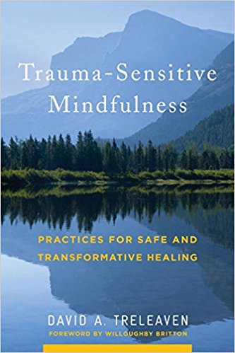 Trauma Sensitive Mindfulness book