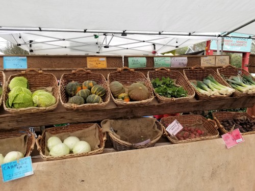 Hollywood winter farmers market 2019